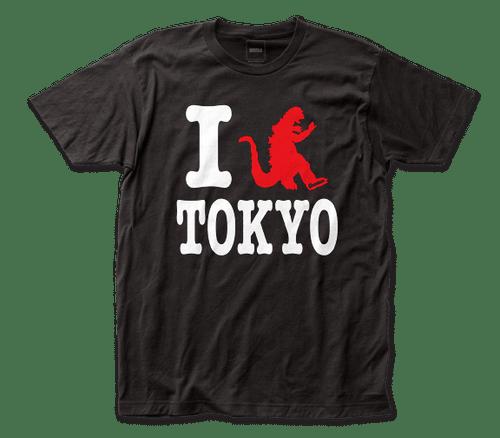 Godzilla: T-Shirt - I Godzilla Tokyo (L)