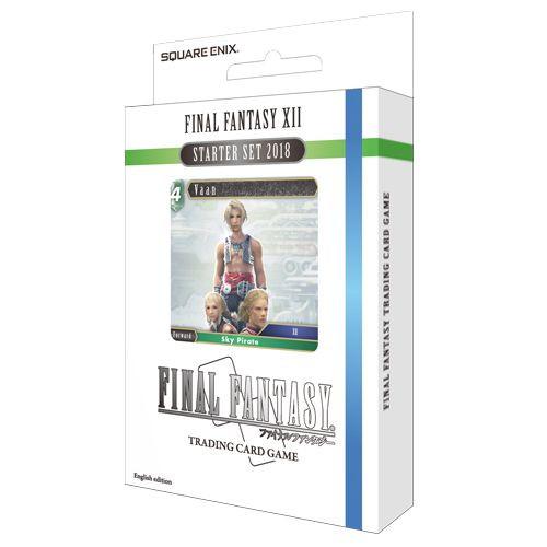 Square Enix: Final Fantasy Trading Card Game - Starter Deck - Final Fantasy 12 (XII) (2018) (104000012367)