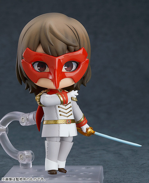 Persona 5 The Animation: Nendoroid - Goro Akechi Phantom Thief Ver.