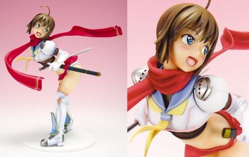 Original Character: 1/7 Scale Figure - Masterpiece of Ninja Shinobu-chan