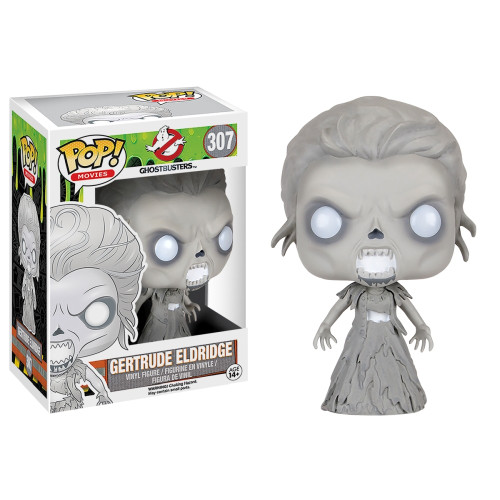 Ghostbusters Reboot: POP Figure - Gertrude Eldridge