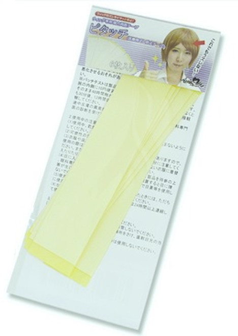 Assist: Cosplay Accsessories - Pitouch Wig Gap Tape (6 Sheets) (014282)