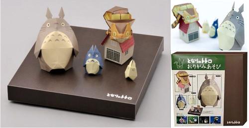 My Neighbor Totoro: Origami 5 pk
