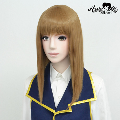 Assist: Pure Medium Wig - Bronze Gold 24 (Basic) (011950)