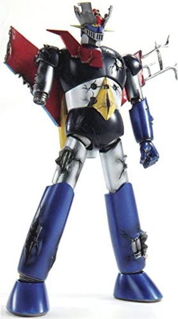 Mazinger Z: Soul of Chogokin GX-70D - Mazinger Z D.C. Damaged ver. (1049629)