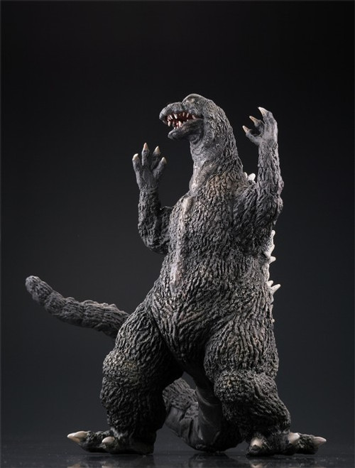 Godzilla: Sci-Fi Monster Soft Vinyl Model Kit Collection - Godzilla 1964 (102000005199)