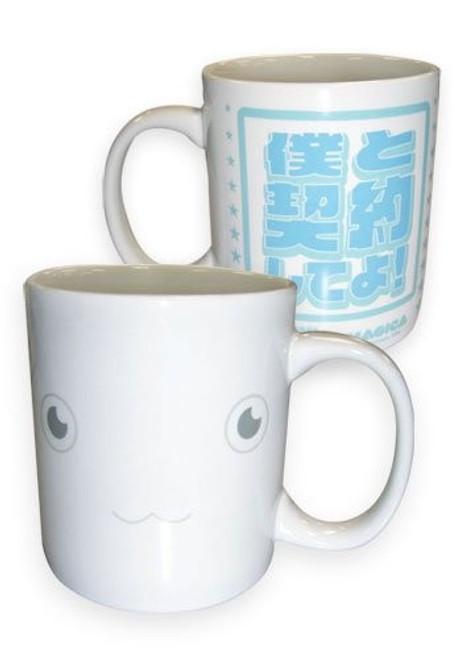 Madoka: Mug - Kyubey