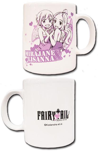 Fairy Tail: Mug - Marajane & Lisanna