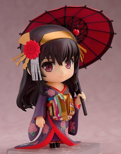 Saekano Fine: Nendoroid - Utaha Kasumigaoka: Kimono Ver.