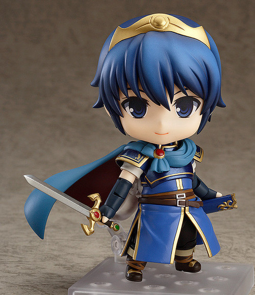Fire Emblem: Nendoroid - Marth (New Myster of the Emblem ~Heroes of Light and Shadow~)