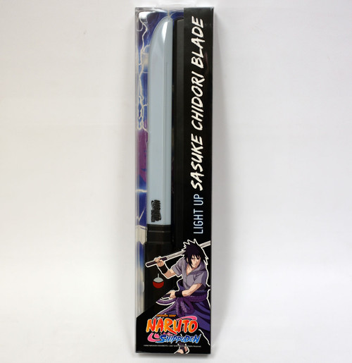 Naruto Shippuden: Lighting Up Sword - Sasuke Chidori Blade