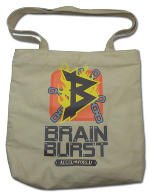 Accel World: Tote Bag - Brain Burst Icon