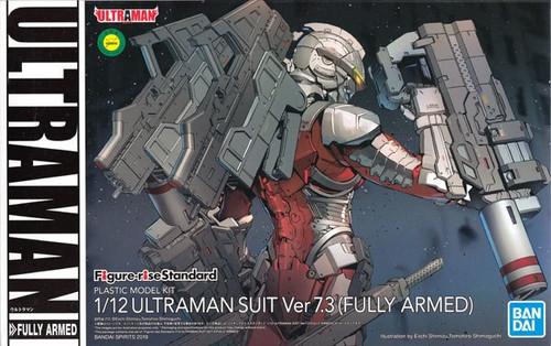 ULTRAMAN: 1/12 Figure-rise Standard Model Kit - Ultraman Suit Version 7.3 (Fully Armored)