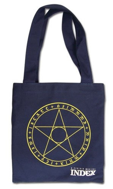 Certain Magical Index: Tote Bag - Index Magica
