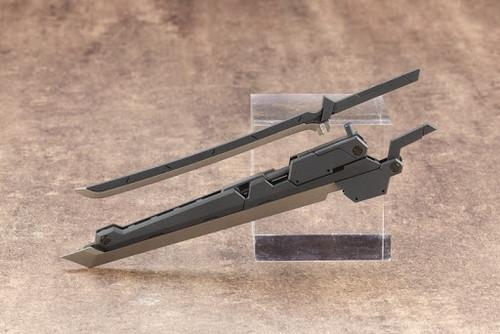 Kotobukiya: Modeling Support Goods: Weapon Unit 06 Samurai Master Sword