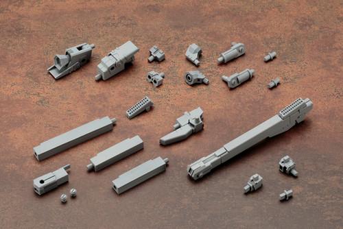 MSG Modeling Support Goods: Model Kit - Mecha Supply 03 Propellant Tank Type Square