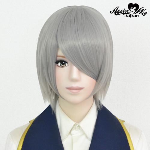 Assist: Regular Short Wig - Gray 05 Basic + (19402)