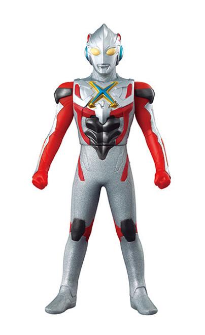 Ultraman: Ultra Hero Series - #35 Ultraman X