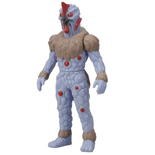 Ultraman: Ultra Monster 500 Series - #46 Alien Nackle Gray