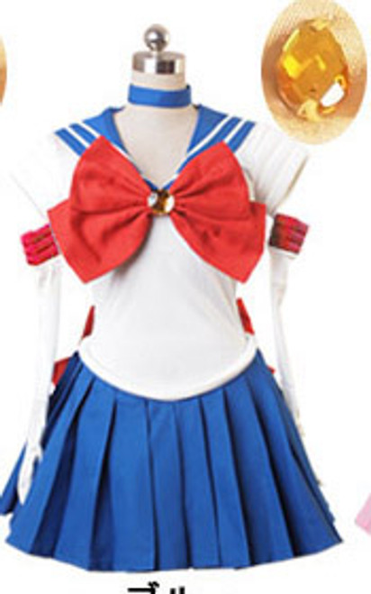 Christine: Cosplay - Sailor Moon Style (X-Large)