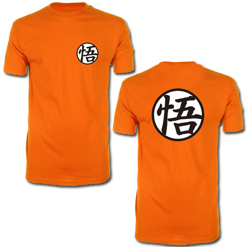Dragon Ball Super : T-Shirt - Goku Symbol (Small)