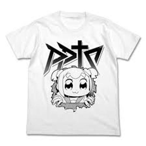 Pop Team Epic: T-Shirt - Belly Pop (Large)