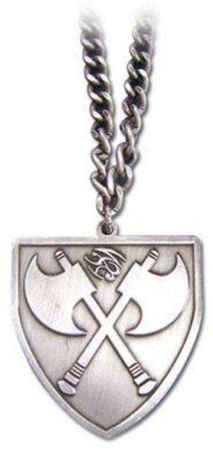 MAR: Necklace - Ruberia's Symbol Necklace