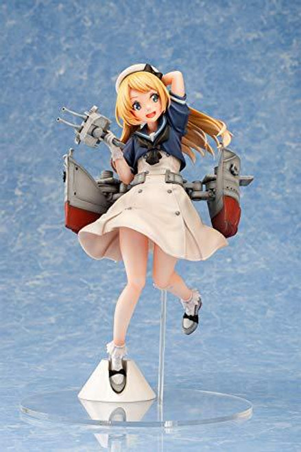Kantai Collection ~Kan Colle~: 1/7 Scale Figure - Jervis