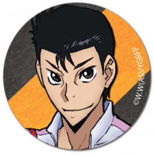 Yowamushi Pedal: Button - Ishigaki 1.25'' (Grande Road)