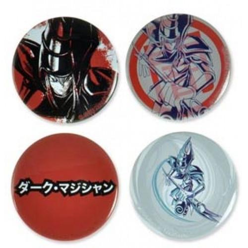 Yu-Gi-Oh!: Button Set - Dark Magician