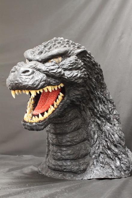Godzilla: Custom Made Sounds and Light Up Head Statue - Godzilla vs Biollante ver. (105002151)
