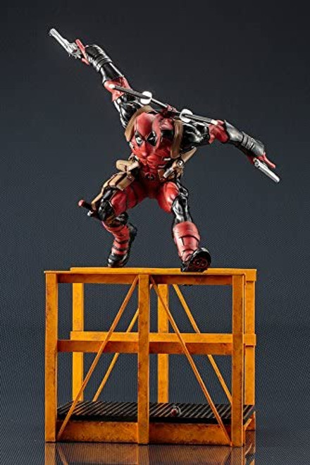 Deadpool: Figure - Super Deadpool Marvel Now ArtFX 1/6 Scale