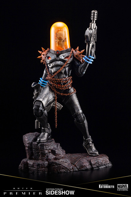 Marvel: ArtFX 1/10 Scale Premier Statue - Ghost Rider