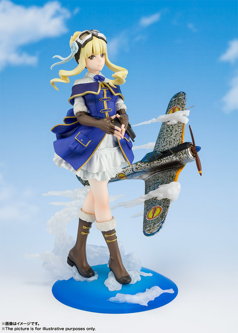 Kotobuki Squadron in The Wilderness: Figuarts ZERO - Emma