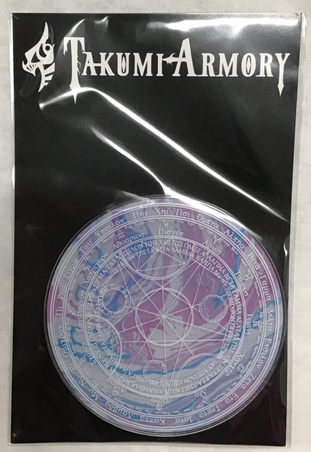 (C)Takumi Armory: Coaster - Magic Circle (Marble)