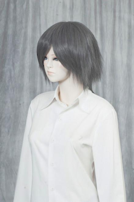 Assist: Wig - Layered Bob Short (Cool Gray) (005202) (Premium)
