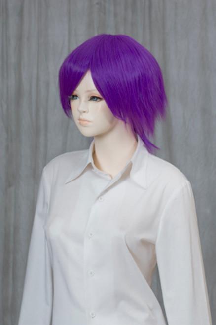 Assist: Wig - Layered Bob Short (Double Grape) (003171) (Premium)