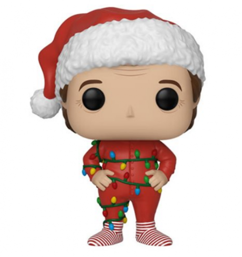 Santa Clause: Scott Calvin (Santa) w/ Lights Pop Vinyl Figure