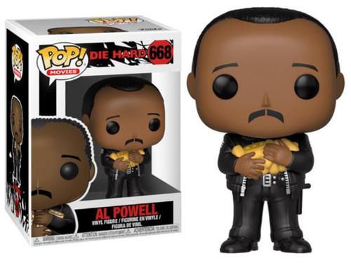 Die Hard: Pop Figure - Al Powell