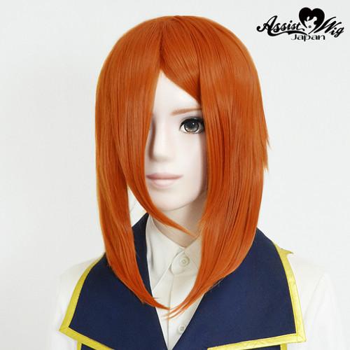 Assist: Short Wig - Ultimate (Orange) (016498) (Premium)