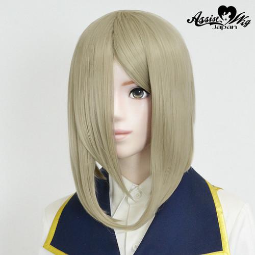 Assist: Short Wig - Ultimate (Moon Ash) (016512) (Premium)