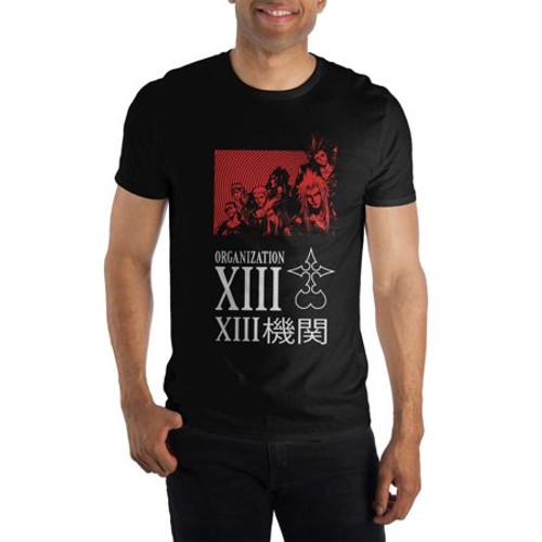 Kingdom Hearts: T-Shirt - Organization XIII (Small)