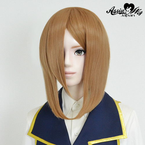 Assist: Short Wig - Ultimate (Macchiato) (016542) (Premium)