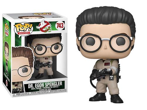 Ghostbusters: Pop Figure! - Dr. Egon Spengler