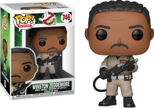 Ghostbusters: POP Figure - Winston Zeddemore