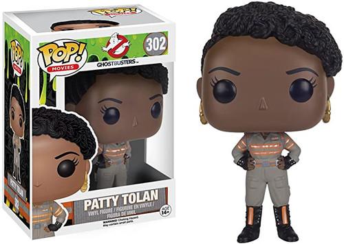 Ghostbusters Reboot: POP Figure - Patty Tolan