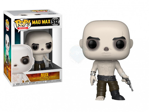 Mad Max Fury Road: POP Vinyl Figure - Nux Shirtless
