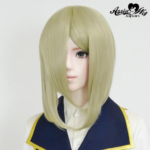 Assist: Short Wig - Ultimate (Powder Gold) (016606) (Premium)