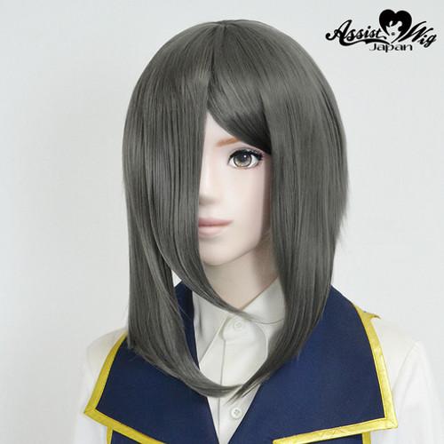Assist: Short Wig - Ultimate (Cool Gray) (016590) (Premium)