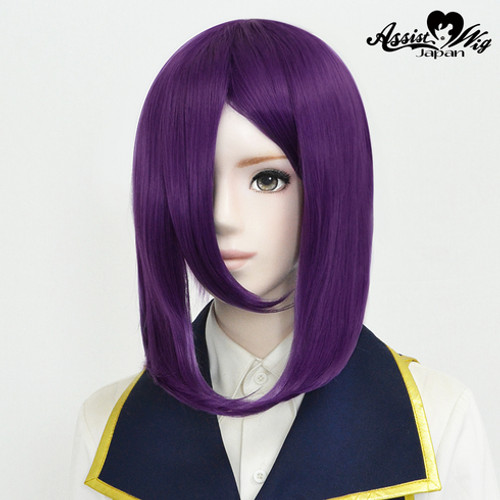 Assist: Short Wig - Ultimate (Purple) (016599) (Premium)